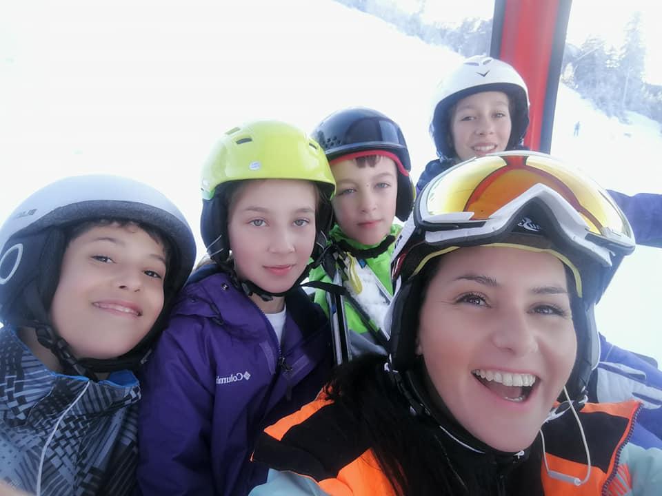 Group Ski Lessons in Poiana Brasov top Ski Resort in Romania