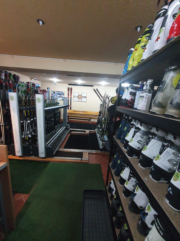 Poiana Brasov Ski Rental Top Shop
